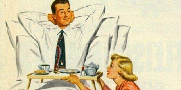 Pubblicità degli anni '50 che oggi ci farebbero