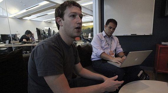 Il discorso di Mark Zuckerberg sembrava preso in prestito da Miss