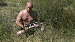 Putin vs zombie