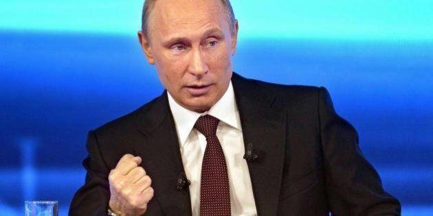 Ucraina, Vladimir Putin rilancia l'ultimatum energetico