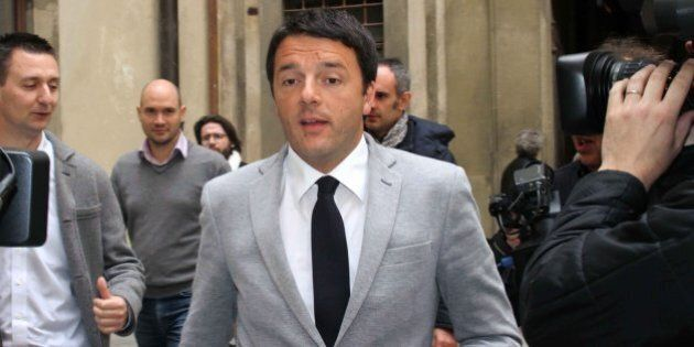 Matteo Renzi a Treviso, delegati Electrolux delusi:
