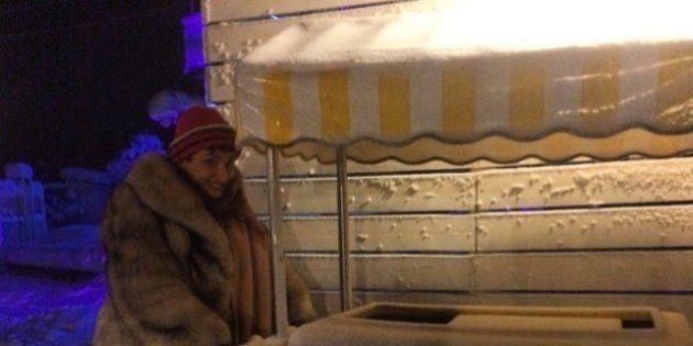 Arisa indossa una pelliccia su Facebook, animalisti Vs la cantante: