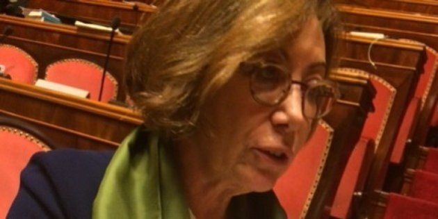 Jobs Act, rissa tra senatori Pd e Sel. Emma Fattorini contusa a un polso. Loredana De Petris: