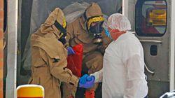 Ebola, un medico marchigiano sotto