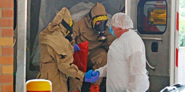 Ebola: medico marchigiano sotto osservazione in un ospedale di Roma. Beatrice Lorenzin: