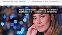 Boschi e Mogherini, ministre vanitose