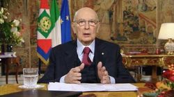 Il 're Giorgio' è nudo, il presidente mette in piazza i suoi affanni di 90enne: