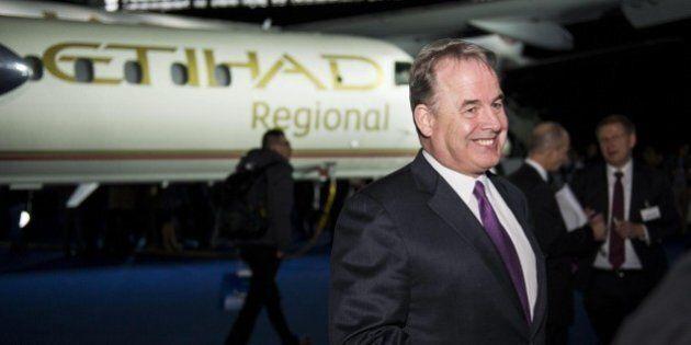 Alitalia-Etihad, Hogan a Roma inaugura volo Abu Dhabi-Fiumicino. Tutto pronto, ma la firma potrebbe slittare