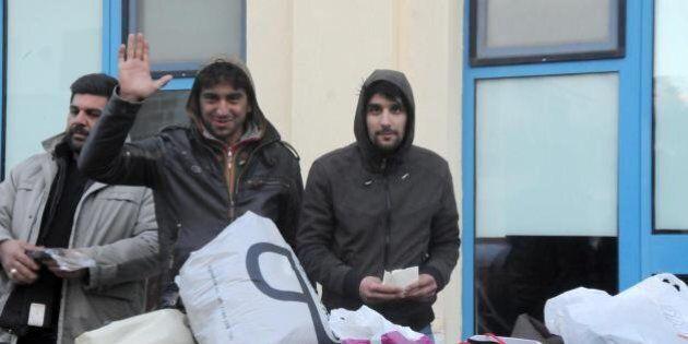 Blue Sky, la testimonianza di Mohammed e Jazeed, fuggiti dal massacro siriano in cerca di un futuro possibile