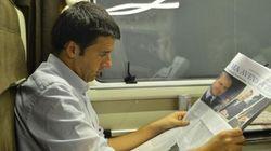 Cambio di pagina: ora Renzi non ha più né gufi né