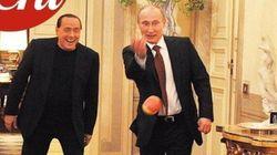Dudù sulla copertina di Chi con Putin e