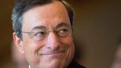 Mario Draghi si tira fuori dalla corsa al