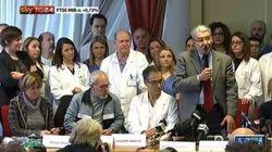 Fabrizio, il medico di emergency, guarito