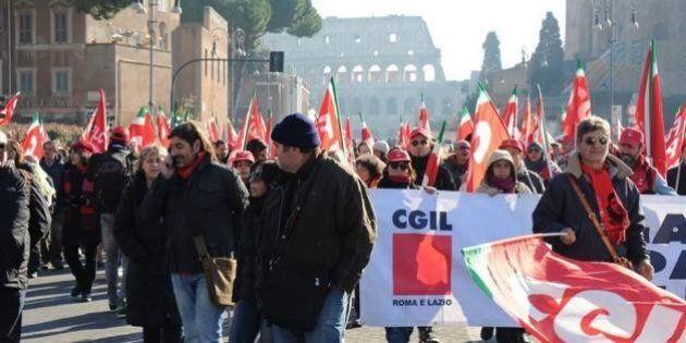 Vigili Roma, Rosanna Dettori (Cgil) all'HuffPost: