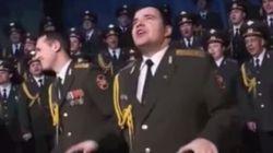 Il Coro dell'Armata Rossa canta.... Happy!