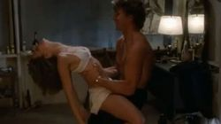 Dirty Dancing, la scena hot che non vedrete mai in tv