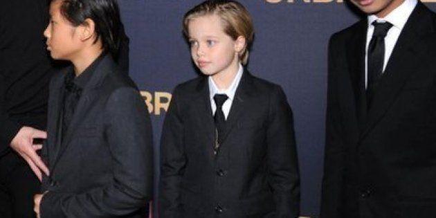Angelina Jolie orgogliosa della figlia Shiloh alla premier di Unbroken: