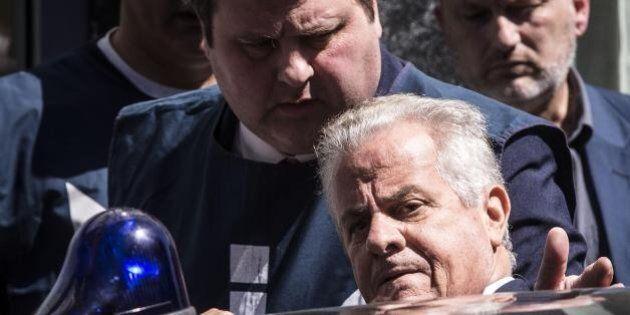 Claudio Scajola, interrogatorio in corso a Regina Coeli. Arresto dei due agenti forse collegato a caso