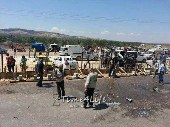 Altre bombe a Bab al Salam, quando