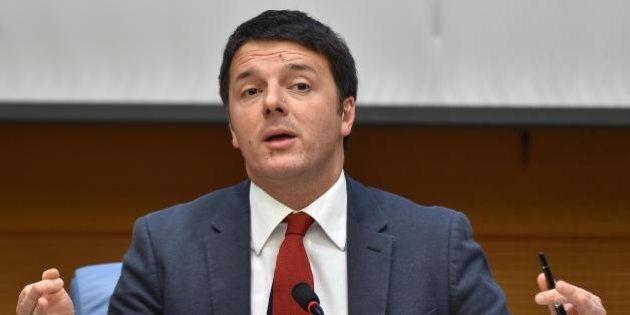 Matteo Renzi scrive agli attivisti del Pd: