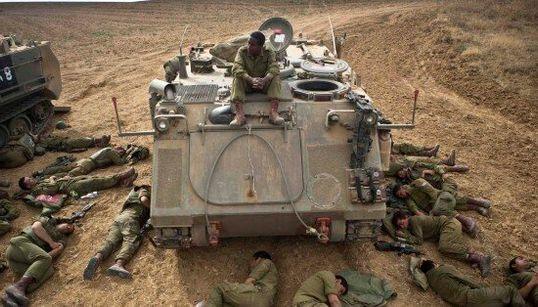 Non c'è tregua fra israeliani e