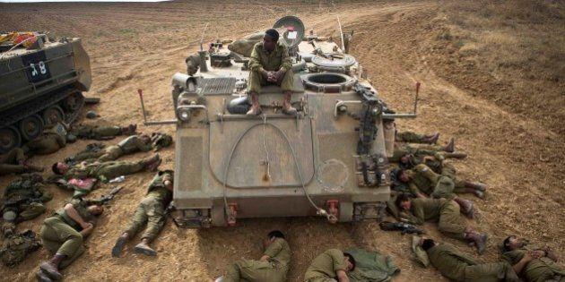 15 luglio 2014, la tregua a Gaza dura solo poche ore. Da Londra a Seul, sei fotonotizie dal