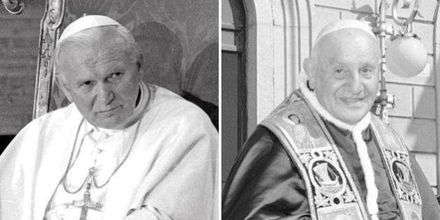 Roncalli e Wojtyla: i due volti del pontificato di Papa Francesco. La canonizzazione il 27 aprile