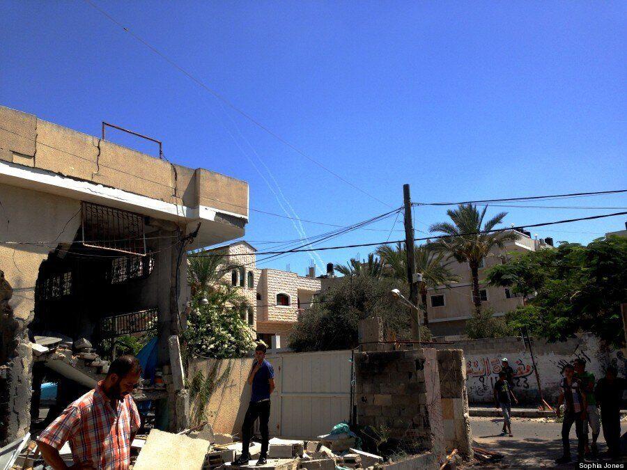 Gaza: in una settimana più di 190 morti palestinesi. Il reportage fotografico della corrispondente Sophia...