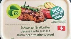 Vuoi grigliare uno svizzero? Migros ha il burro che fa per