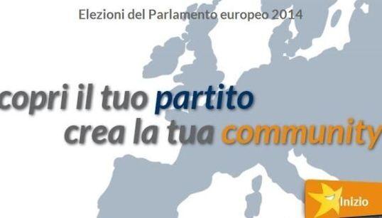 Qual è il tuo partito per le Europee?