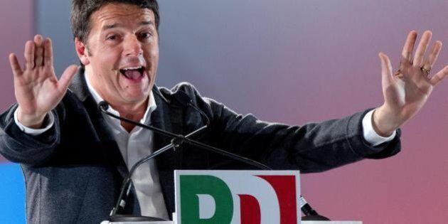 Matteo Renzi apparecchia il patto con Letta-Alfano. Il timore che alle primarie non votino in