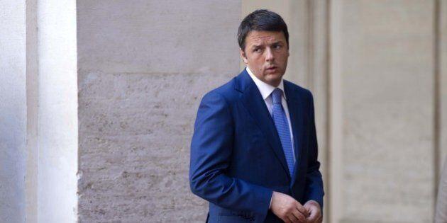 In streaming Renzi sfida i dissidenti sul piano dei mille giorni. Allarme sui tempi: colloquio con