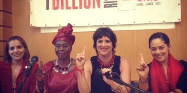 Un pomeriggio con Eve Ensler e le attiviste di