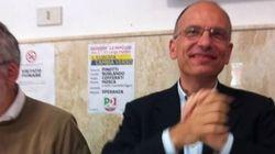 Enrico Letta scende in campo con Cofferati per la campagna elettorale