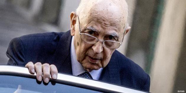 Indulto, Napolitano:
