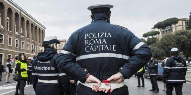 Blog Beppe Grillo sui vigili di Roma: