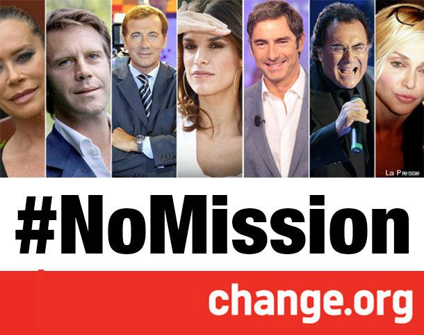 Mission, su Change.org 100 mila firme per bloccare il reality su Rai1 (VIDEO, FOTO,