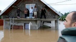 Serbia e Bosnia Erzegovina sott'acqua: oltre 20