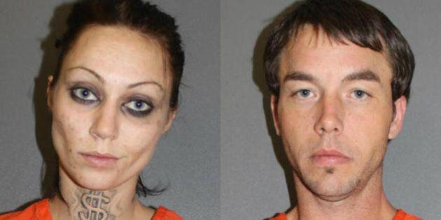 Ambra Campbell e John Arwood: arrestata una coppia bloccata per due giorni in un ripostiglio aperto....
