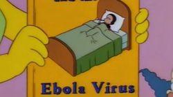 Il virus Ebola?