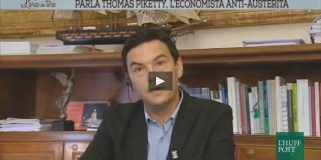 Thomas Piketty all'