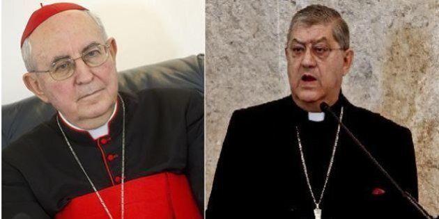 Agostino Vallini e Crescenzio Sepe, le vite incrociate dei due cardinali. E se andassero in curva tra...