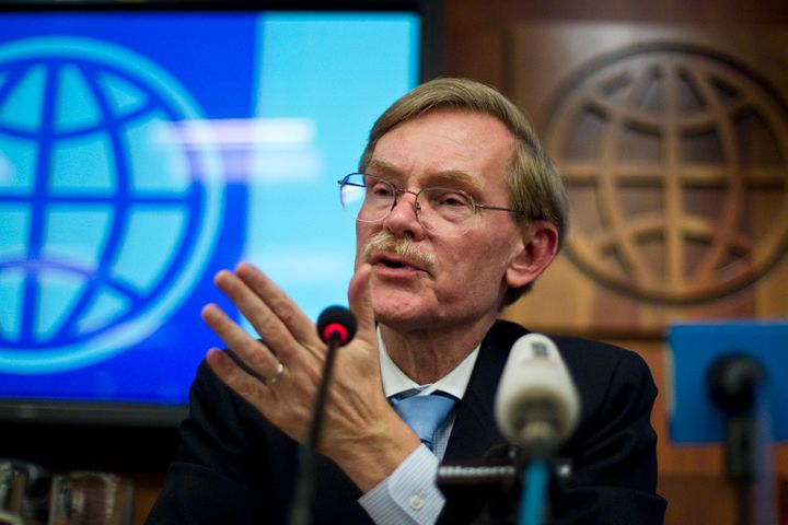 Next World Bank President: Two Non-U S  Candidates for the