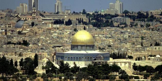 Gesù fu processato da Ponzio Pilato a Gerusalemme. Trovati nella Città vecchia i resti del palazzo di