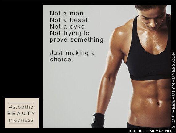 #StopTheBeautyMadness, la campagna di Robin Rice contro la bellezza a tutti i costi