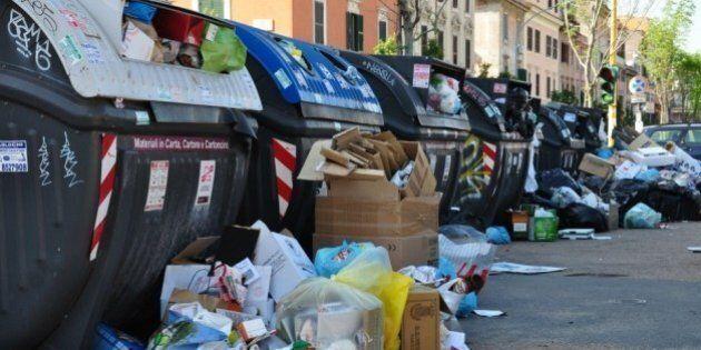 Roma e il decoro urbano: molto peggio delle invasioni