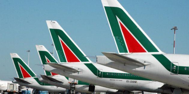 Alitalia, vertice a Palazzo Chigi con compagnia, aeroporti, Eni e