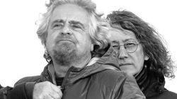 Grillo e Casaleggio in tv tentano la volata per una clamorosa vittoria (VIDEO,