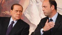 Berlusconi a pranzo con Alfano, Letta e Franceschini al Colle