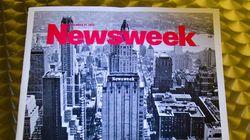 Newsweek torna sulla carta